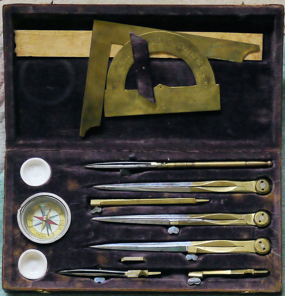 Architecture Drawing Instruments scientific instruments collection